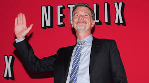 Conditional Approval of AT&T-Time Warner Deal given by Netflix CEO