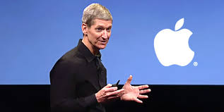 Tons Of Revenue Predicted From 'Future Stuff I Can't Talk About' By Apple CEO Tim Cook