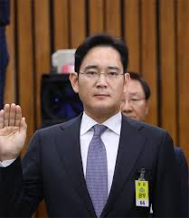 As 'Trial Of The Century' Begins, Samsung Group Chief Denies All Charges