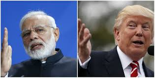 Trump Lauds Strong Ties But Urges India PM Modi To Ease Barriers For US Exports