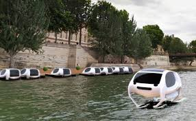 French Startup Frustrations Highlighted By Flying Water Taxis Highlight