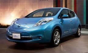 Nissan Takes EV Battle To Tesla With Longer-Range Leaf