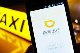Aims Of Internationalization To Take China's Didi To All Parts Of The World