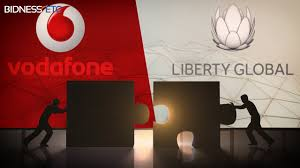 Vodafone To Take Over Some Of Liberty's European Assts For $21.8 Billion