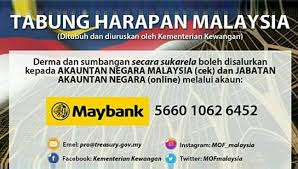 Fund To Allow Malaysians Top Donate To Reduce National Debt Set Up By Government