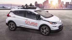 Development Of Autonomous Cars Could Be Hastened By Softbank's Investment In GM Cruise