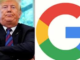 "Trump Alleges Google Is ""Bias"" Against Him, Company Refutes Charge"