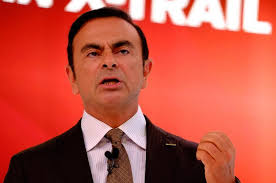 Former Nissan Boss Carlos Ghosn Targets Japanese Legal System