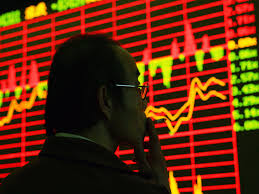 Chinese Stock Market Wiped Of $393 Billion Over Virus Fears