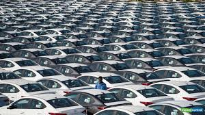 Record Drop In Auto Sale In China For February, Industry Calls For Aid From Government