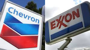 Exxon And Chevron Reduces Production Of Shale Due To Price And Demand Drop