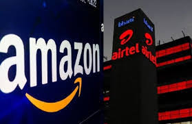 Amazon In Negotiations With India's Bharti Airtel To Pick Up A Stake Worth $2 Billion