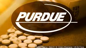 Guilty To Criminal Charges Agreed To By OxyContin Maker Purdue Pharma