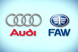 Audi To Start A JV With Chinese Auto Maker FAW To Make Electric Cars