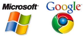 Microsoft And Google Publicly Fight Each Other Amid Hacks And Competition Probes