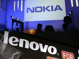 Patent Fight Between Nokia And China's Lenovo Settled