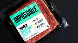 Plant Based Burger Maker Impossible Food Holding Talks To Go Public: Reports