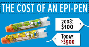 U.S.'s Pentagon Spends Millions by EpiPen Price Hike: Reuters