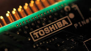 Media Reports Say Bidding In Toshiba Chip Unit Being Mulled Jointly By Japan Government Fund, Bank And Broadcom