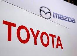 $1.6 Billion U.S. Plant To Be Built And Electric Cars To Be Developed As Toyota And Mazda Link Up