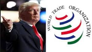 Trump Threatens To Take US Out Of The World Trade Organization