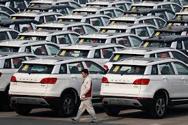 China's September Auto Sales See Highest Drop In 7 Years