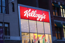 Kellogg Agrees To Sell Its Snacks To Ferrero For $1.3 Billion