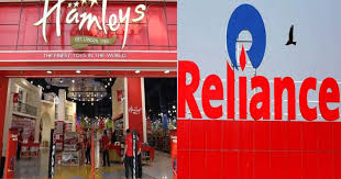 India's Reliance Industries To Purchase Hamleys Toy Stores From Chinese Group
