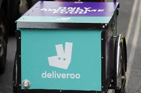 Amazon Invests In British Food App Deliveroo, Rivals Uber Eats