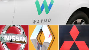 Waymo, Renault And Nissan Sing Agreement For Self-Driving Vehicles
