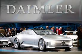 Post Lockdown, Daimler Reports Pick Up In Business In China
