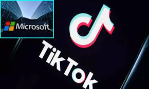 Microsoft Confirms Talking To TikTok And Trump To Purchase The Chinese App