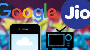 Google And India's Jio Expands Partnership, To Launch A Smartphone And Cloud Tie-Up