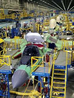 Lockheed Martin adopts new technologies to reduce cost and manufacturing time