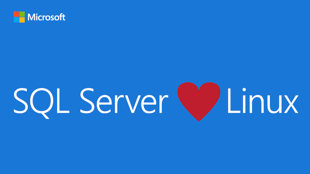 Microsoft's SQL Server can now run on Linux