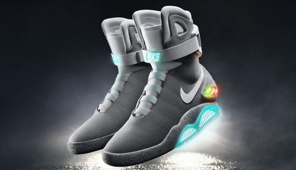 Nike to launch self-lacing shoes this holiday season
