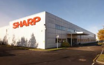 Sources say in the First Half of This year, Japan's Sharp may break ground on $7 billion U.S. plant