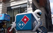 Self-Driving Pizza Delivery Cars To Be Tested By Domino's And Ford