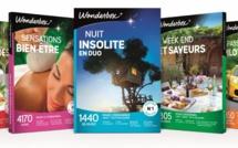 In great shape: European gift box leader Wonderbox designs emotion-intensive services