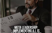 Meta Leadership Primer: Machine Learning