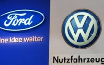 Ford-VW Expands Partnership To Include Self Driving And Electric Vehicles