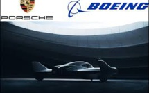 Boeing And Porsche To Jointly Develop Electric Flying Cars