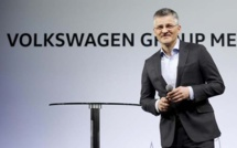 Michael Horn steps down from VW AG