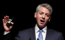 Activist investor William Ackman joins Valeant's board