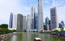Signaling Signs of Life for Singapore's Office Market, BlackRock makes a $2.5 Billion Sale