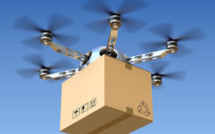 Lampposts and Churches Could be Used by Amazon as Delivery Drone 'Perches'