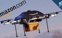 Drone Parcel Deliveries Tested by Amazon in the UK