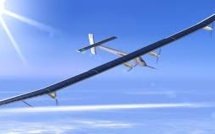 Not a Drop of Fuel Used by Solar Powered Airplane to Complete a Globe-Circling Flight